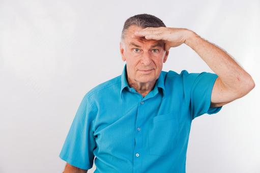 Foreigner elderly