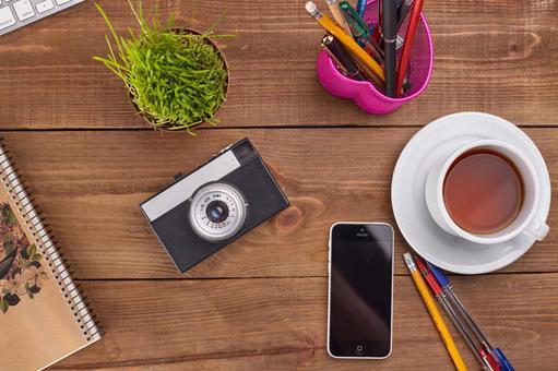 Smartphone and camera 3