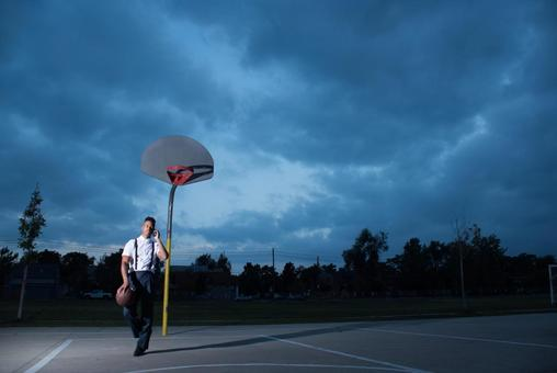 Foreigner who plays basketball 10