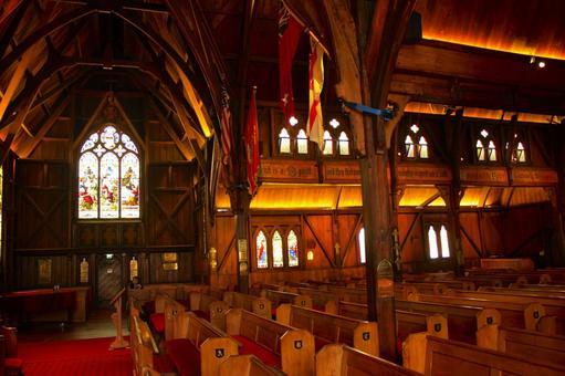 Old St. Paul's Church (New Zealand)
