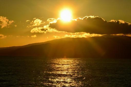 First sunrise 4
