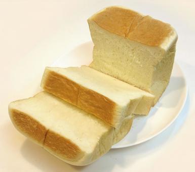 Bread cut