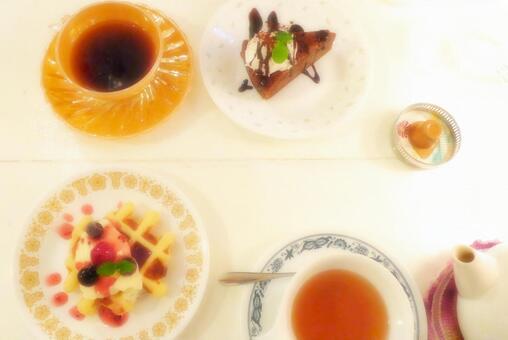 茶党与华夫饼