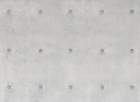 치고 콘크리트 벽