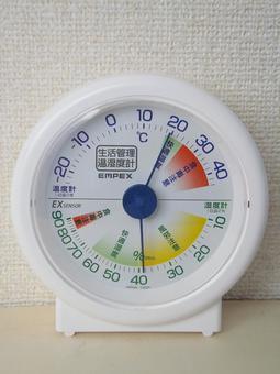 온도계 및 습도계 2