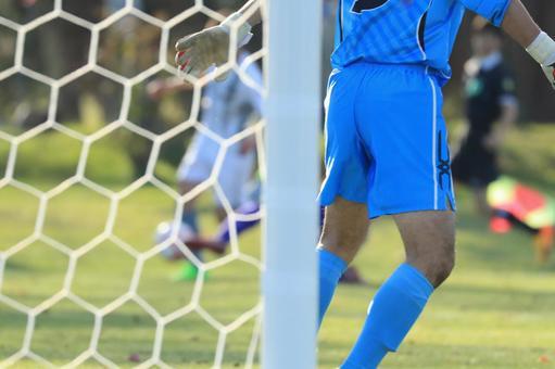 Soccer / Goalkeeper