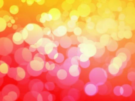 Background Material · Design · Red and yellow light