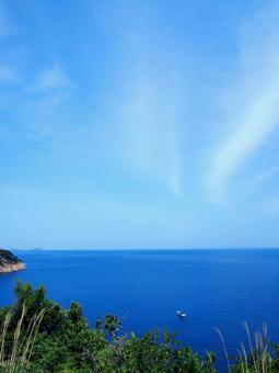 Seto Inland Sea from Shodoshima. 04
