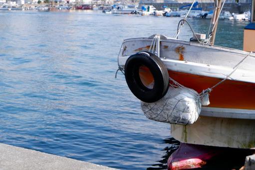 漁船(明石港)