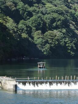 Scenery of Arashiyama