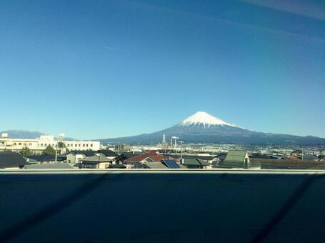 Fuji of New Year ①