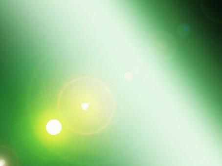Light texture green light