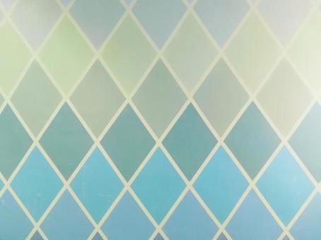 Green argyle pattern wallpaper texture