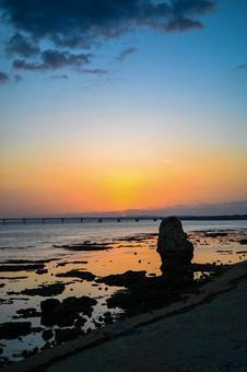 Senagajima Sunset