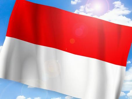 インドネシア国旗の写真素材 写真素材なら「写真AC」無料(フリー)ダウンロードOK