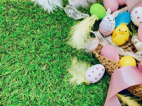 Easter (garden × feather)