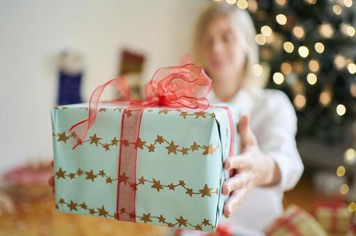 Christmas gifts and women