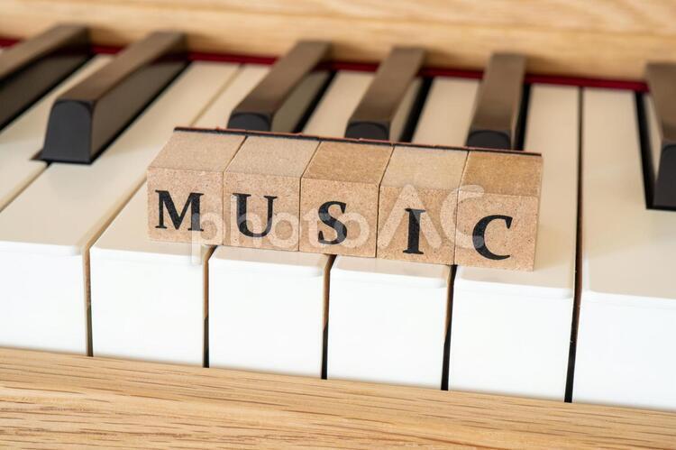 MUSICのイメージの写真