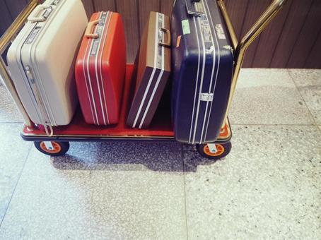복고풍 가방