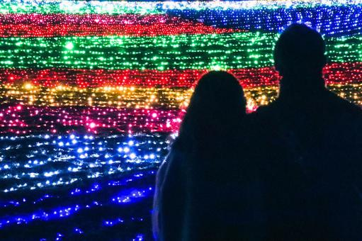 Illuminations and couples