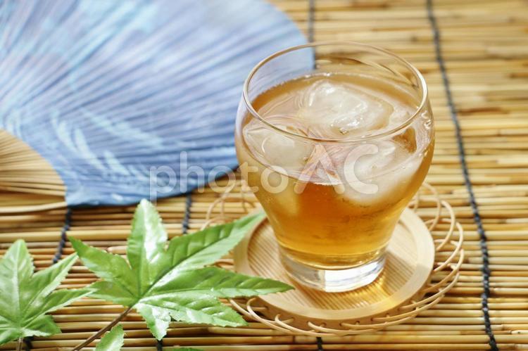 麦茶 の写真