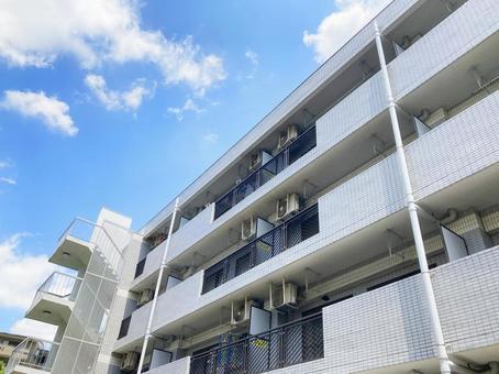 Background material for the exterior of the condominium_c_07