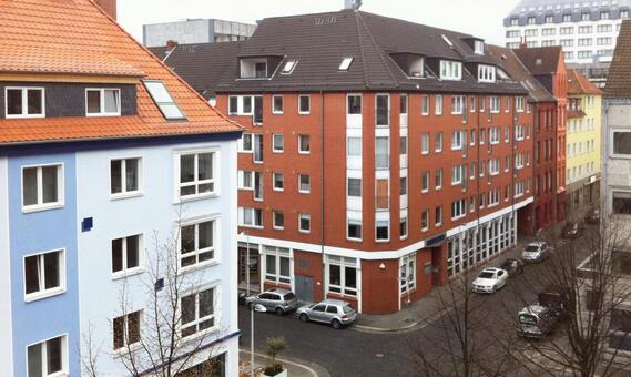 프랑크푸르트의 주택가