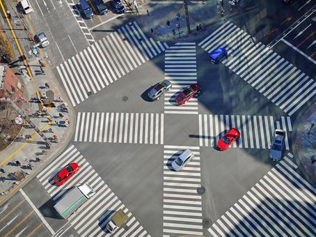 Sukiyabashi intersection 2