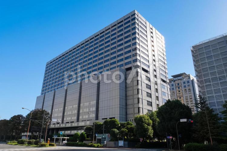 東京高等・地方・簡易裁判所合同庁舎の写真