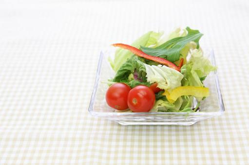 Vegetable salad 4