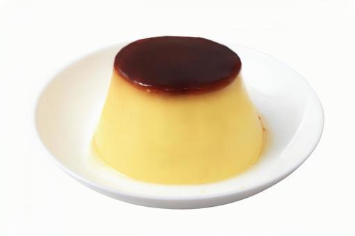 Pudding (psd background transparent)