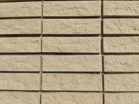 Simple beige tiles