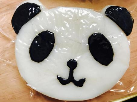 Panda kamaboko