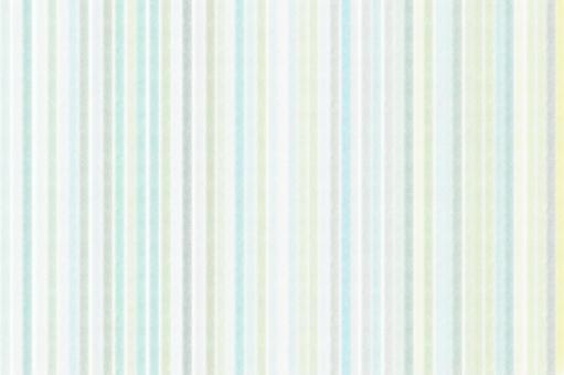 Watercolor striped background material