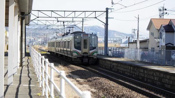 기차의 이미지