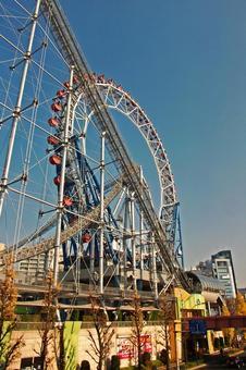 Korakuen amusement park # 3