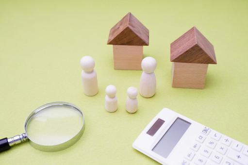 Image of housing, family, home, assessment, purchase, etc.