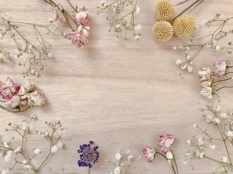 Flower frame 14