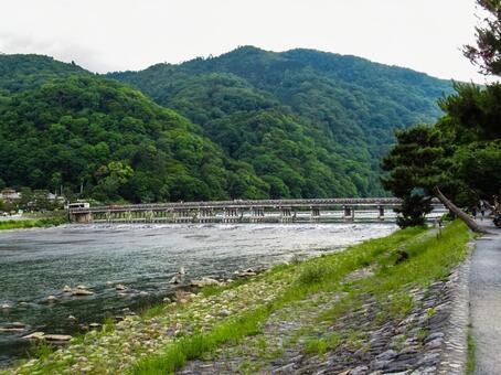 Kyoto Togetsu Bridge