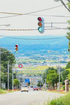 The vast land of Hokkaido