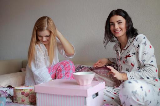 Pajamas Party 14