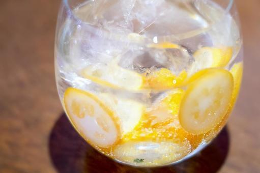 Kumquat liquor
