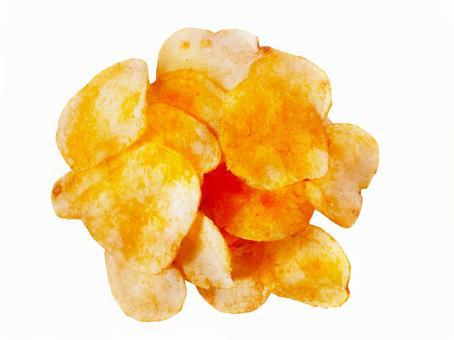콘 소메 맛 포테이토 칩 (감자 칩)