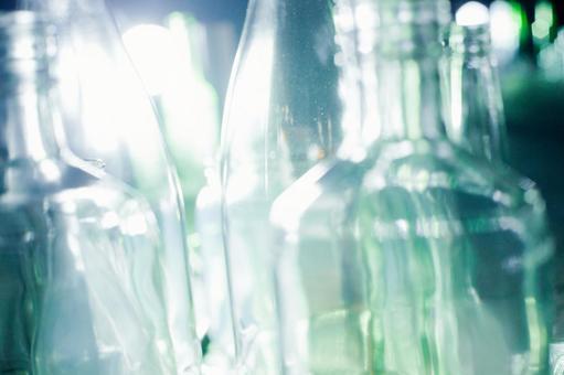 Glass bottle 7