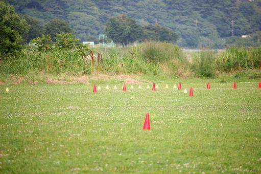 Soccer practice