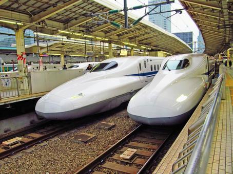 Tokaido Shinkansen N700A