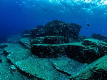 Underwater photography (terrain)