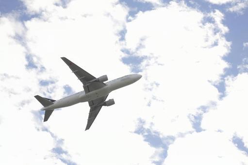飞机和天空11