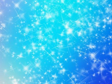 Blue sea The magi of the Milky Way