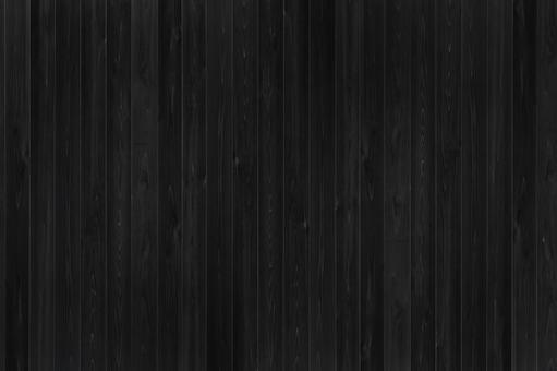 Beautiful black wood grain (narrow width) 0430